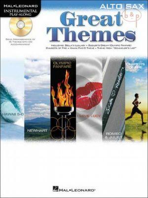 Great Themes Alto Sax