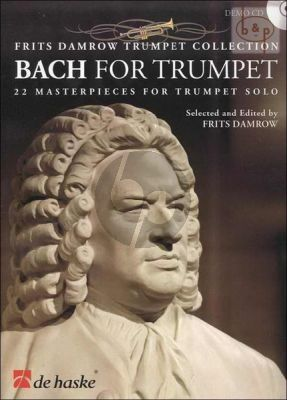 Bach for Trumpet (22 Masterpieces)