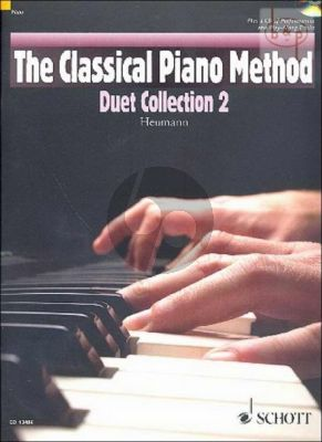 The Classical Piano Method Duet Collection 2
