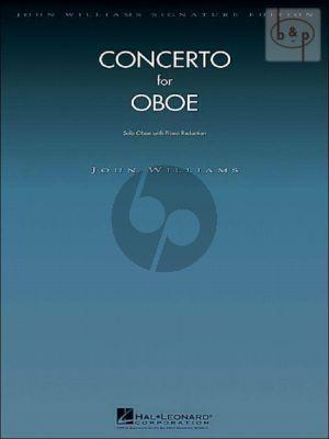 Williams Concerto Oboe-Orchestra (piano red.)