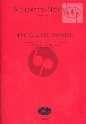 3 Sonate inedite