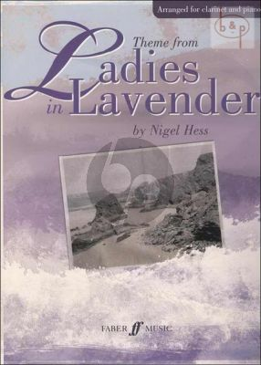 Theme from Ladies in Lavender for Clarinet and Piano