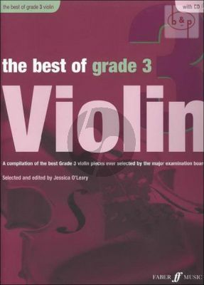 The Best of Violin grade 3 (Violin-Piano)