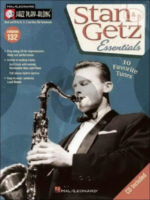 10 Favorite Tunes (Jazz Play-Along Series Vol.132)
