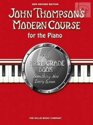 Modern Piano Course First Grade