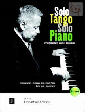Solo Tango Solo Piano Vol.2