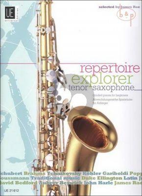 Repertoire Explorer (Graded Pieces for Beginners)