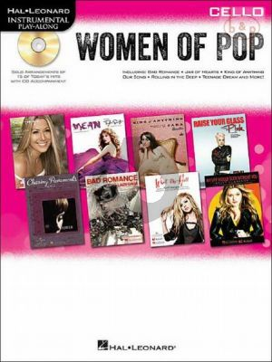 Women of Pop Violoncello