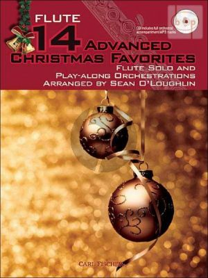 14 Advanced Christmas Favorites (Flute)