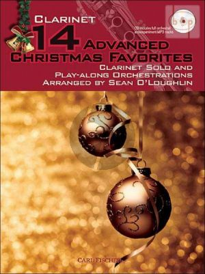 14 Advanced Christmas Favorites (Clarinet)