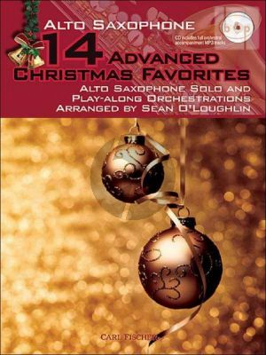 14 Advanced Christmas Favorites (Alto Sax.)