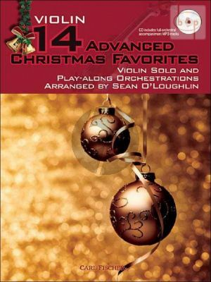 14 Advanced Christmas Favorites (Violin)