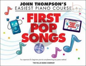 First Pop Songs (Thompson's Easiest Piano Course)