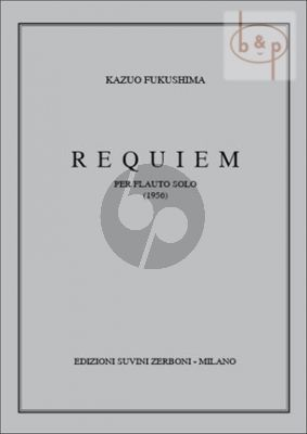 Fukushima Requiem Flute solo