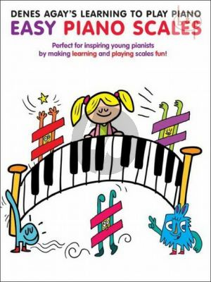 Learning to Play Piano: Easy Piano Scales