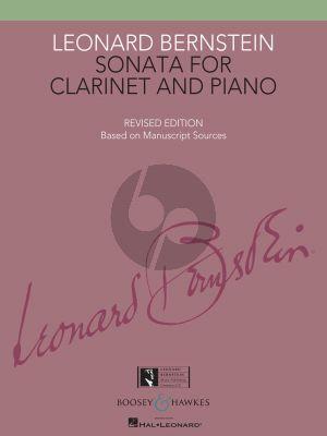 Bernstein Sonata for Clarinet-Piano