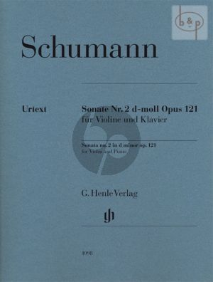 Sonata No.2 d-minor Op.121