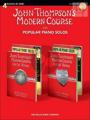 Modern Course and Popular Piano Solos