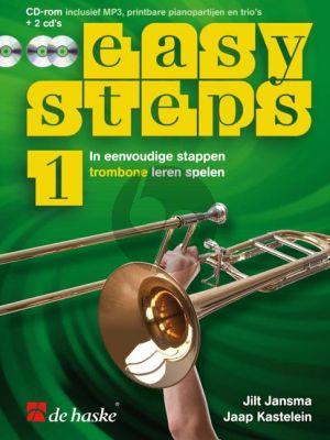Kastelein Easy Steps Vol.1 Trombone [BC]