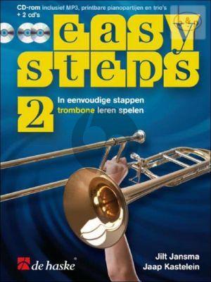Easy Steps Vol.2 Trombone [BC] (In eenvoudige stappen Trombone leren spelen)