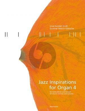Jazz Inspirations vol.4 (for Church Services and Concerts) Organ