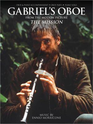 Morricone Gabriel's Oboe Piano Solo or Oboe-Piano (from The Mission)