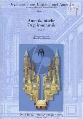 Amerikanische Orgelmusik Vol.2