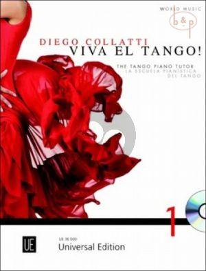 Viva el Tango Vol.1 (The Tango Piano Tutor)