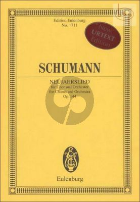 Neujahrslied Op.144 (Choir-Orch.)
