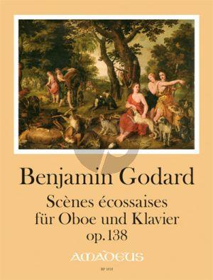 Godard Scenes Ecossaises Op.138 Oboe-Klavier (edited by Bernhard Pauler)