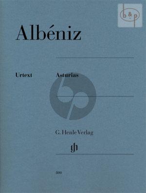 Asturias Piano Solo