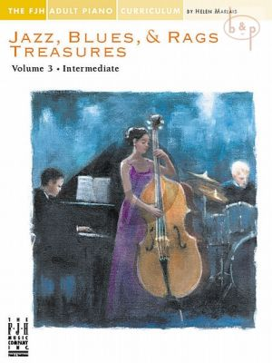 Jazz-Blues & Rags Treasures Vol.3