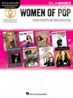 Women of Pop Clarinet