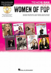 Women of Pop Tenor Sax