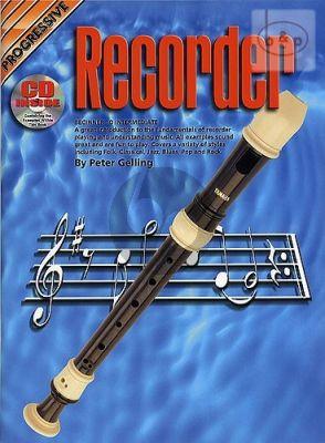 Progressive Recorder (Descant Rec.)