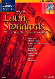 Latin Standards (14 Most Passionate Latin Songs) (Alto Sax.-Piano)