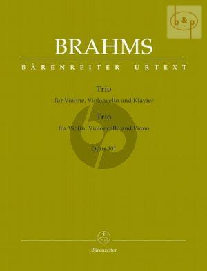 Trio Op.101 c-minor (Score/Parts)