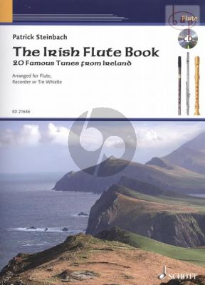 The Irish Flute Book (20 Famous Tunes)