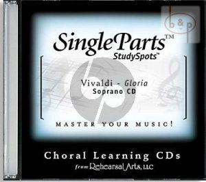 Gloria RV 589 (Soprano)