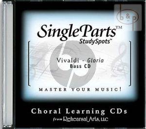 Gloria RV 589 (Bass)