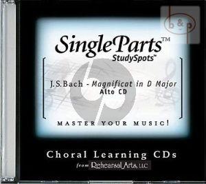 Magnificat D-major BWV 243 (Alto)