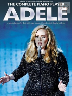 Complete Piano Player 16 Classic Adele Songs