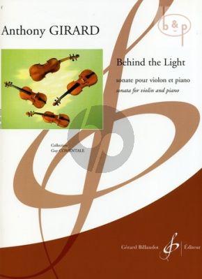 Behind the Light (Sonata) (adv.level)