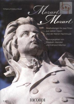 Mozart Bearbeitungen aus Opern und der Kleinen Nachtmusik)