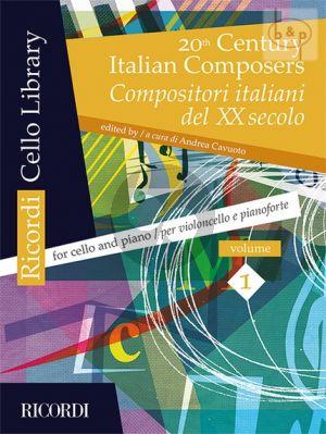 20th. Century Italian Composers Vol.1