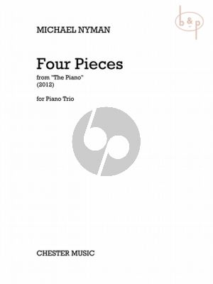 """4 Pieces from """"The Piano"""""""