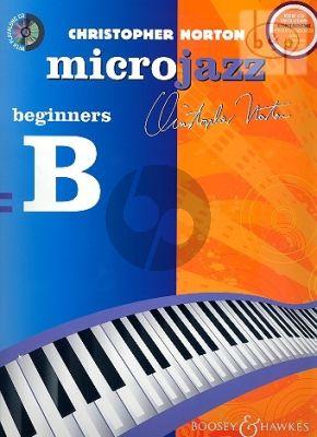 Microjazz for Beginners B (level 2) Piano