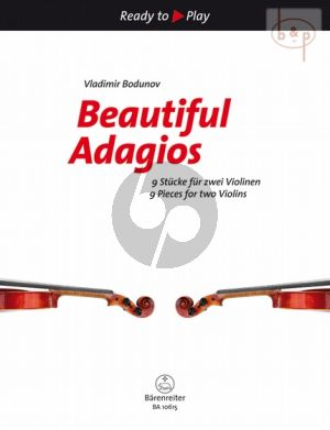 Beautiful Adagios (9 Pieces)