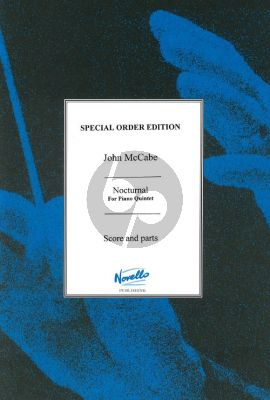 McCabe Nocturnal op.42 Piano Quintet