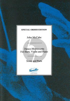 McCabe Dance Movements Horn-Violin-Piano